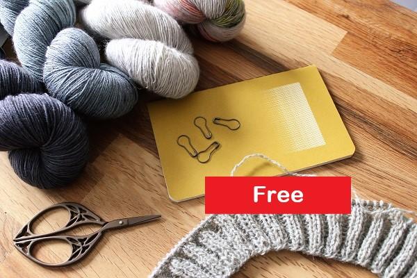 Free knitting patterns from Lilofil