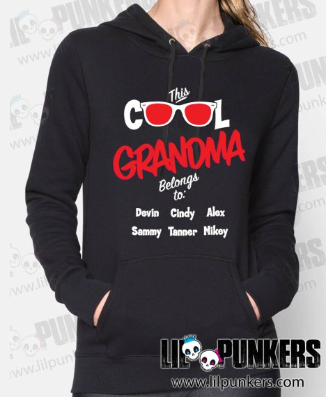 this-cool-grandma-belongs-to-red-Womens-Black-Hoodie