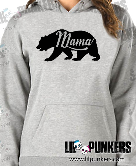mama-bear-Hoodie-women-heather-grey-lp