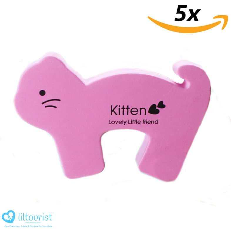 LT111819 Katzen Tuerstopper 5x
