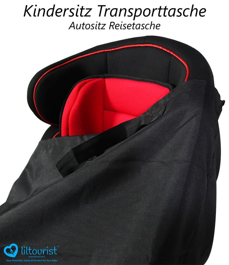 liltourist Autositz Tasche