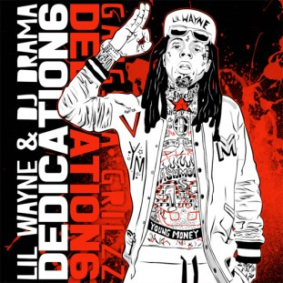 Lil Wayne Reveals The Official Tracklisting For Part 1 Of His Dedication 6 Mixtape