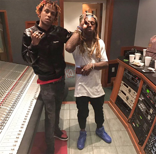 """Rich The Kid Reveals When His """"End Of Discussion"""" Collaboration With Lil  Wayne Will Drop, Calls Him """"The GOAT"""" [Video]"""