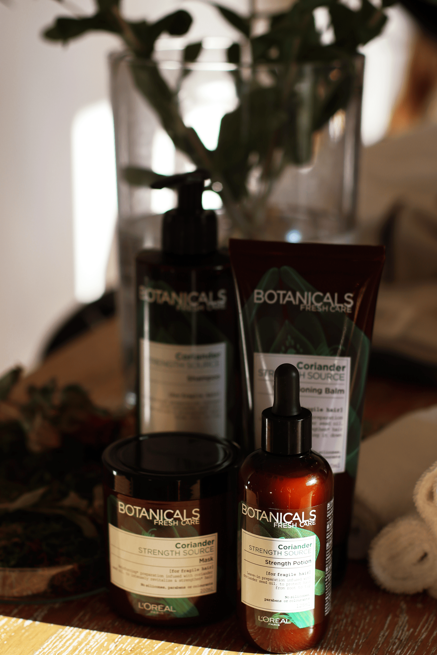 A Mini Luxury Retreat With L'Oreal Botanicals