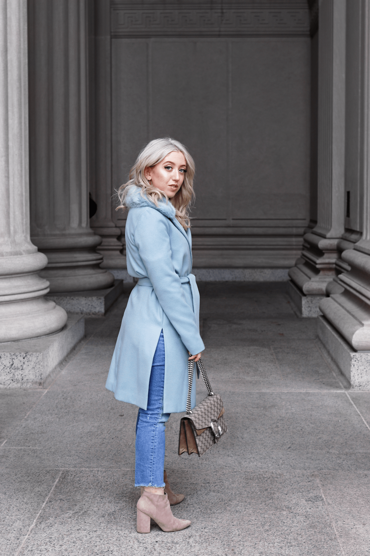 The Perfect Coat For This Season