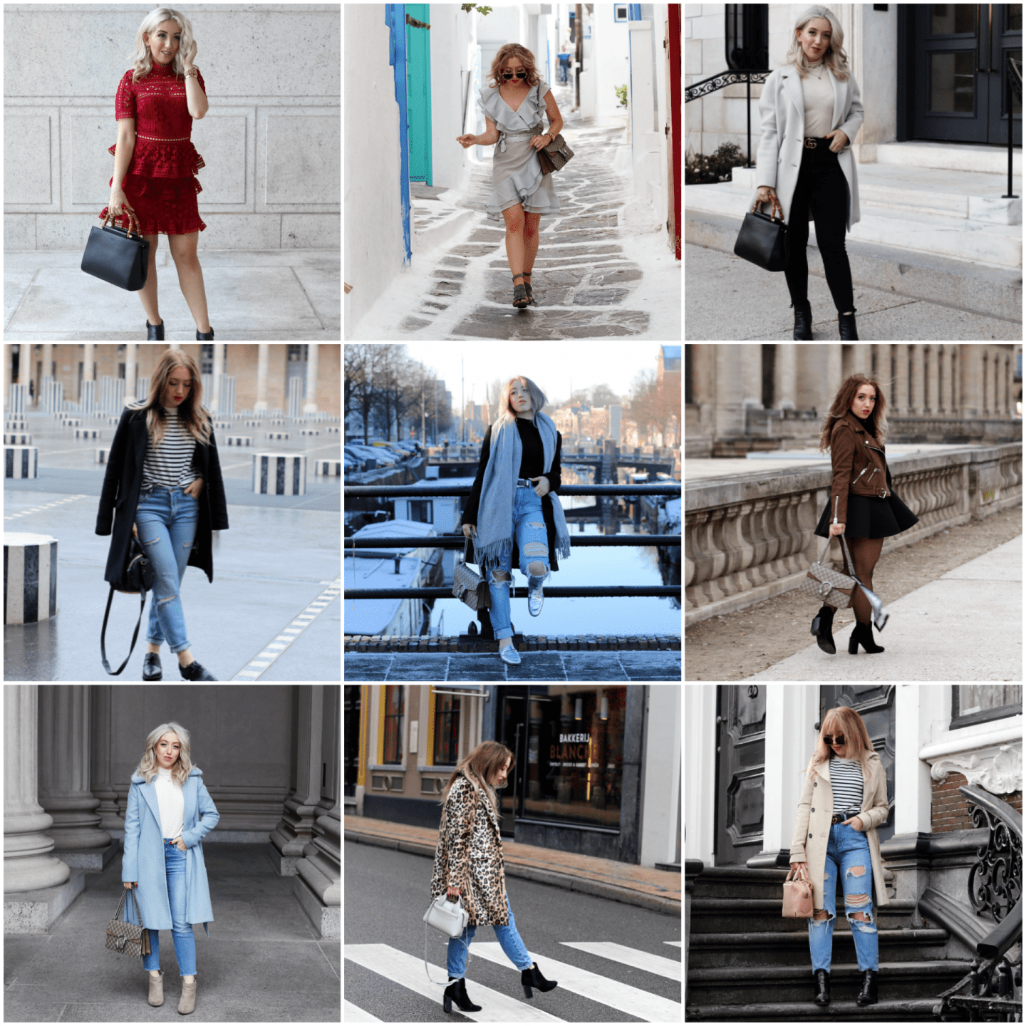 My Outfit Recap of 2017