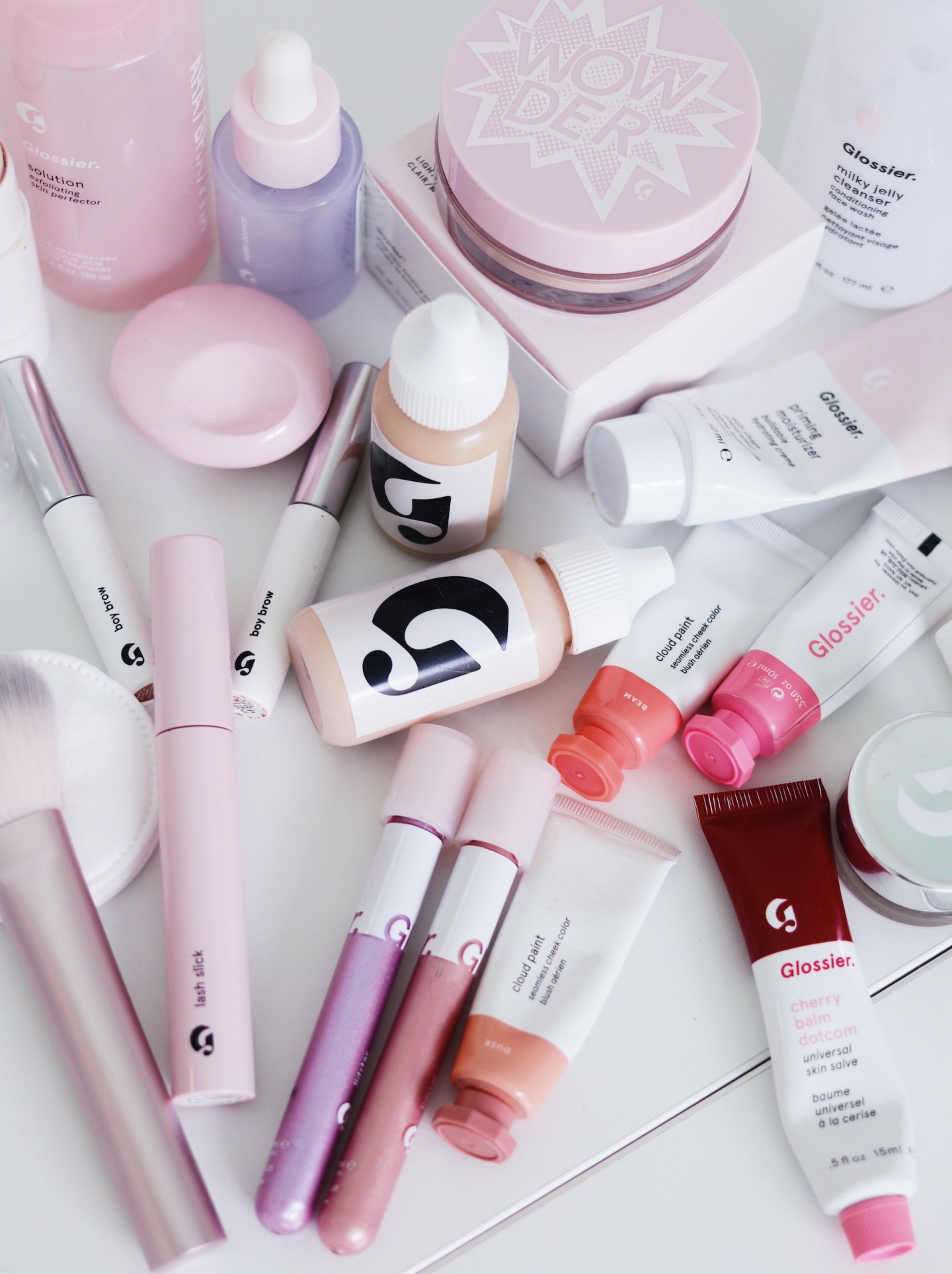 The Glossier Beauty Bible