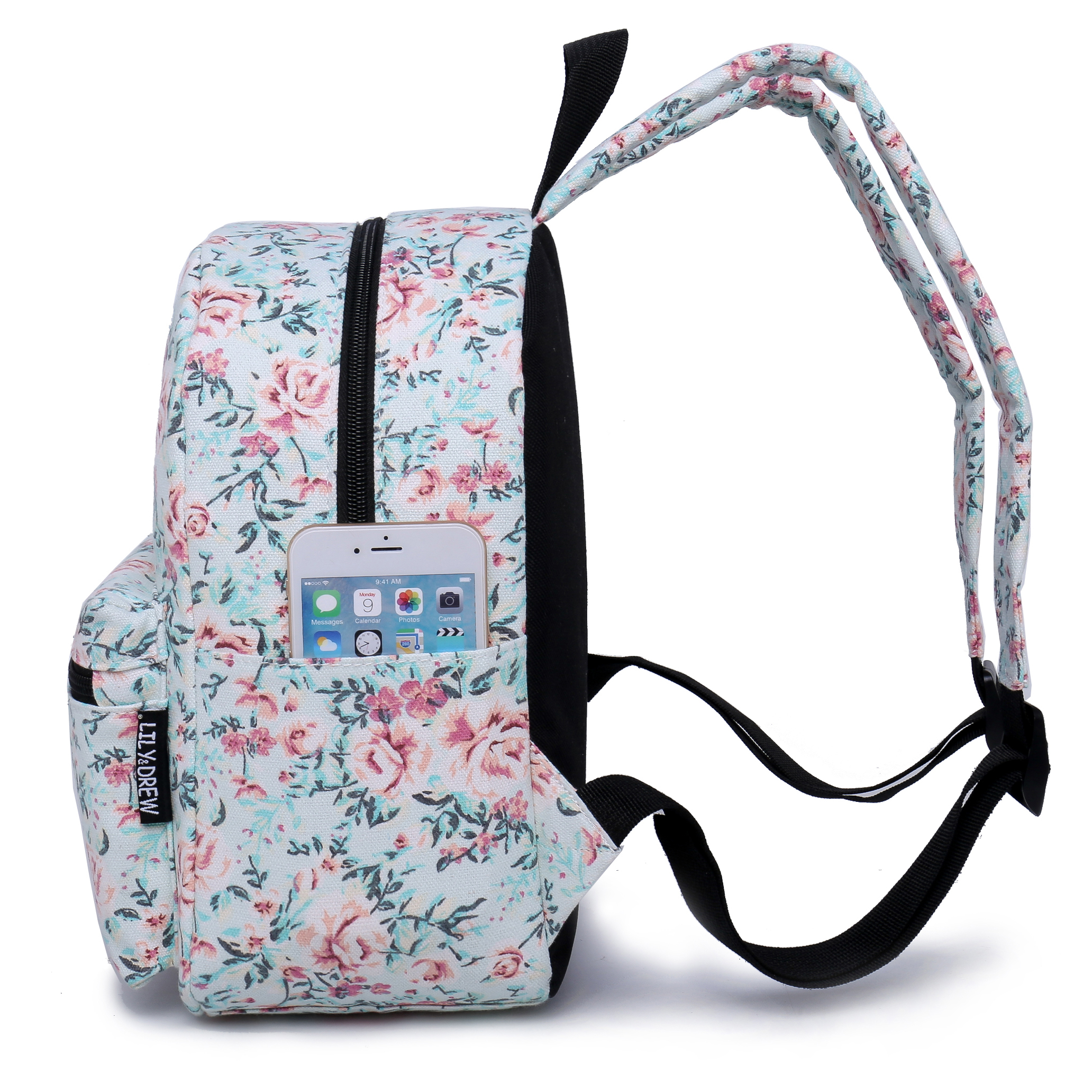 NEW: Improved straps on our canvas mini backpack