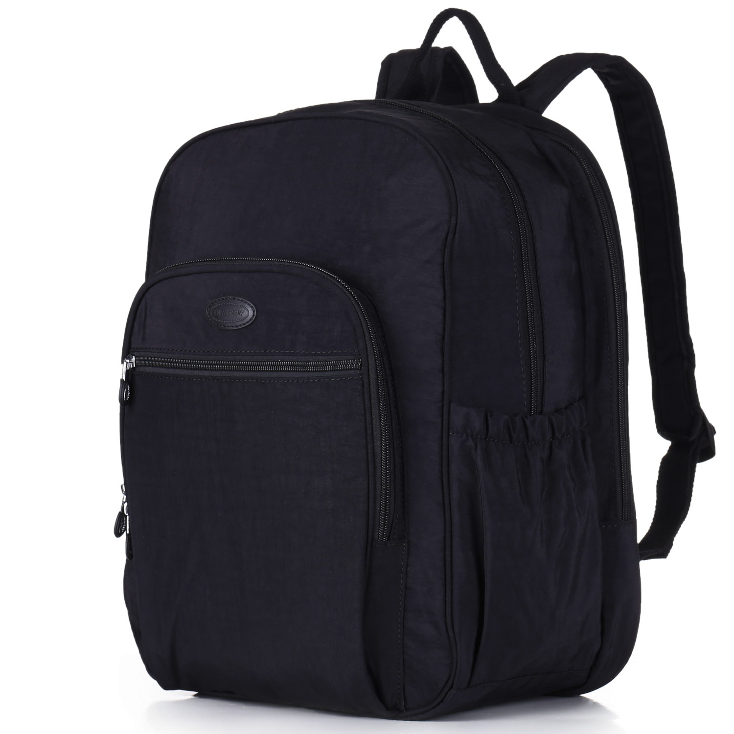 Nylon Casual Travel Daypack Backpack with 15.6 Inch Laptop Compartment bc4dd2c12