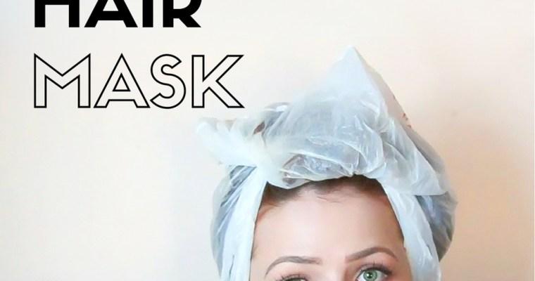 Healing, Volumizing, exfoliating Homemade Hair Mask