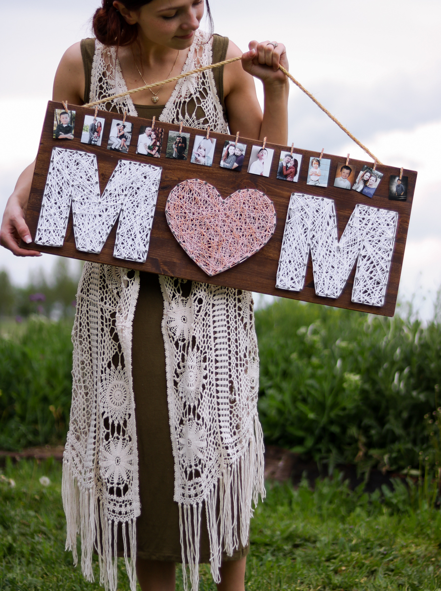 Homemade Mother's Day Gift