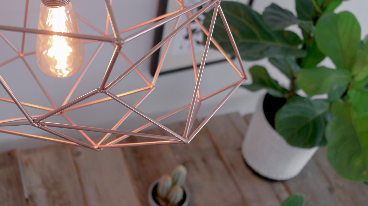 Himmeli Light DIY