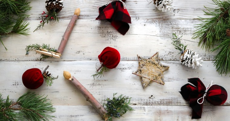 12 DIY Christmas Ornaments