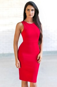 Cocktail Dress Red_Other dresses_dressesss