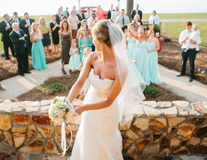 Top 50 Bouquet and Garter Songs for Weddings