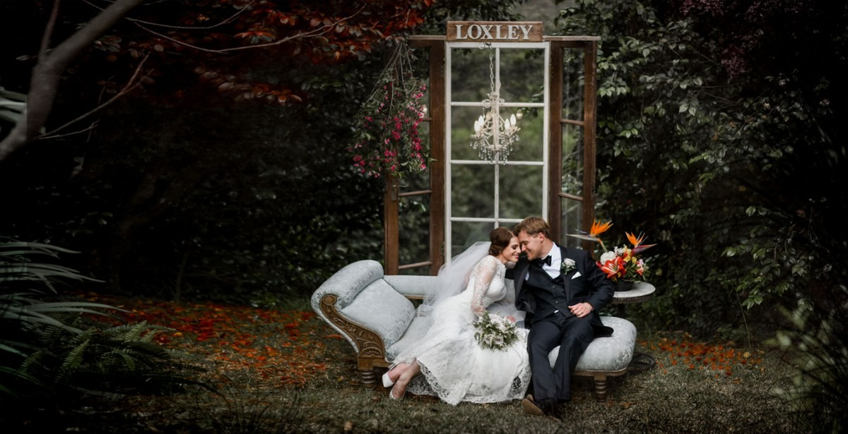 The Perfect Blue Mountains Wedding at Loxley on Bellbird