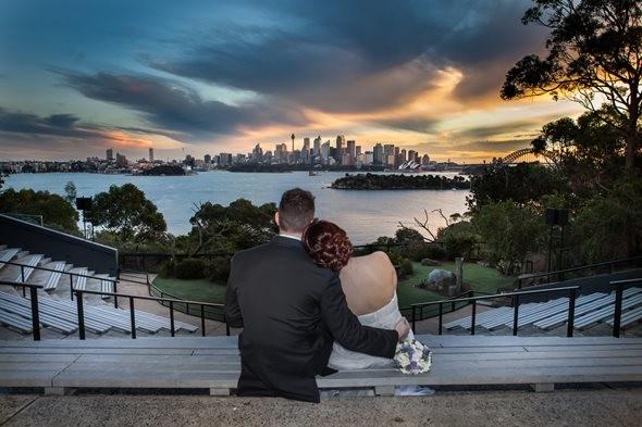 Sydney Harbour Wedding at Taronga Centre