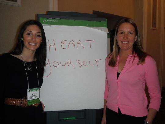 We had a great time at the National Health Promotion Summit in Washington, D.C.