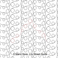 Lily Street Digitized Longarm Quilting Patterns