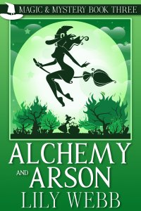 Alchemy and Arson Cover