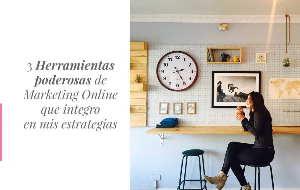 3 Herramientas de Marketing Online