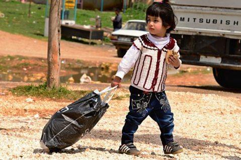 Image Syrian Refugee