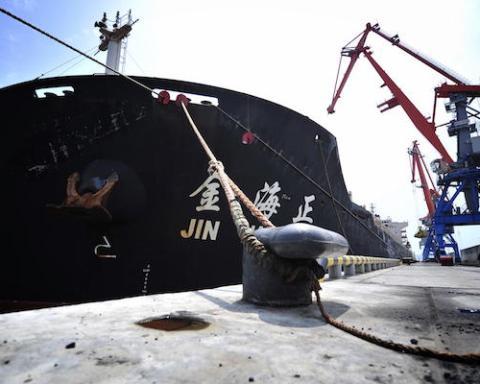 Image North Korea coal