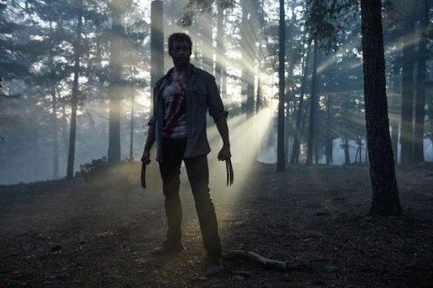 Image Logan film, Hugh Jackman
