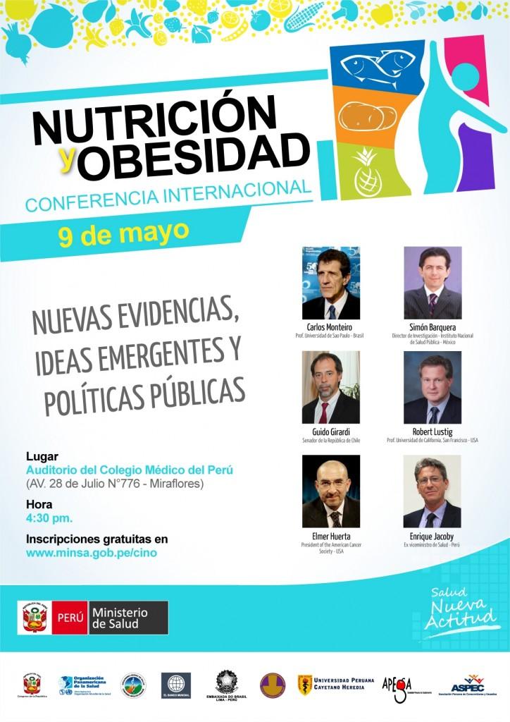 Conferencia Internacional sobre nutricin y obesidad
