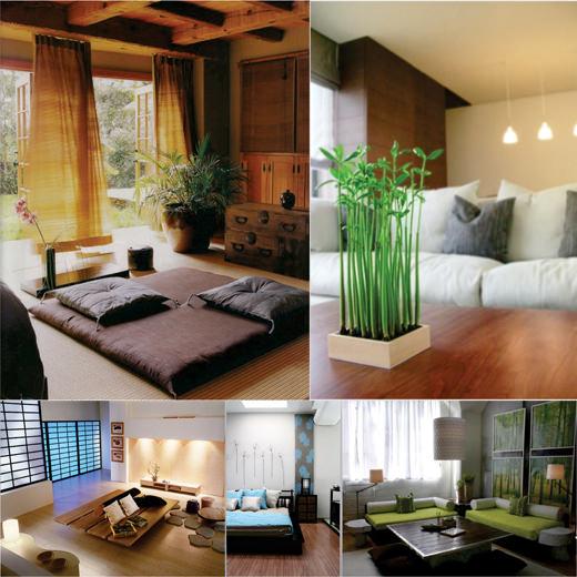 Como fazer da sua casa um lugar mais zen  limaonagua