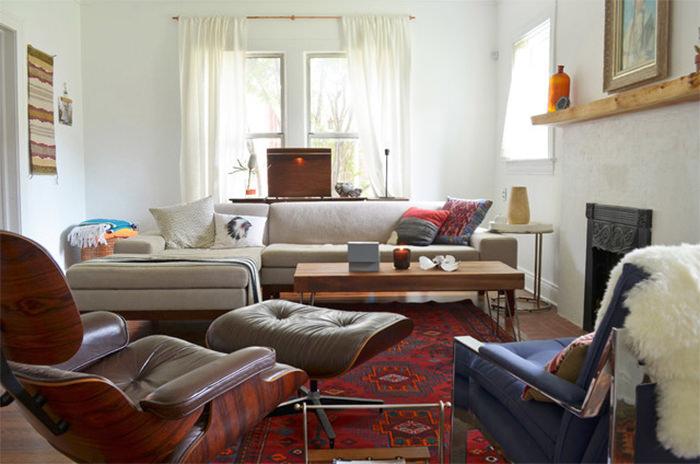 Crie ambientes lindos com a Poltrona Charles Eames