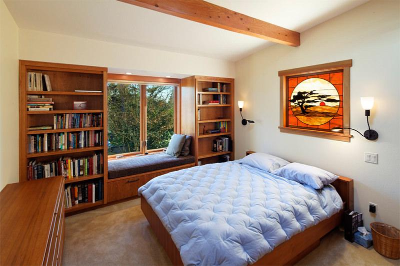 15 quartos com cantinho para leitura  limaonagua