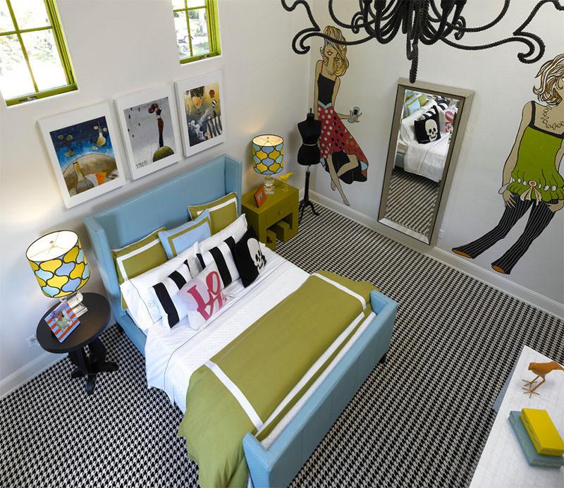 15 ideias para quartos de adolescentes  limaonagua