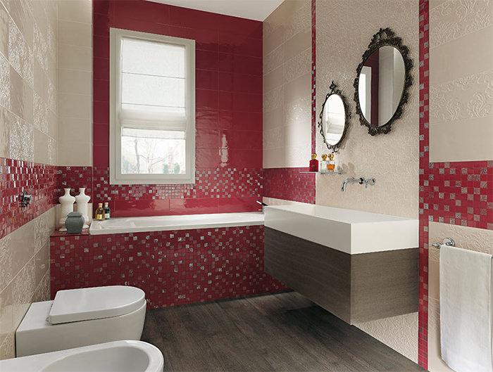 25 banheiros decorados com pastilha para voc se inspirar alguns so verdadeiras obras de arte