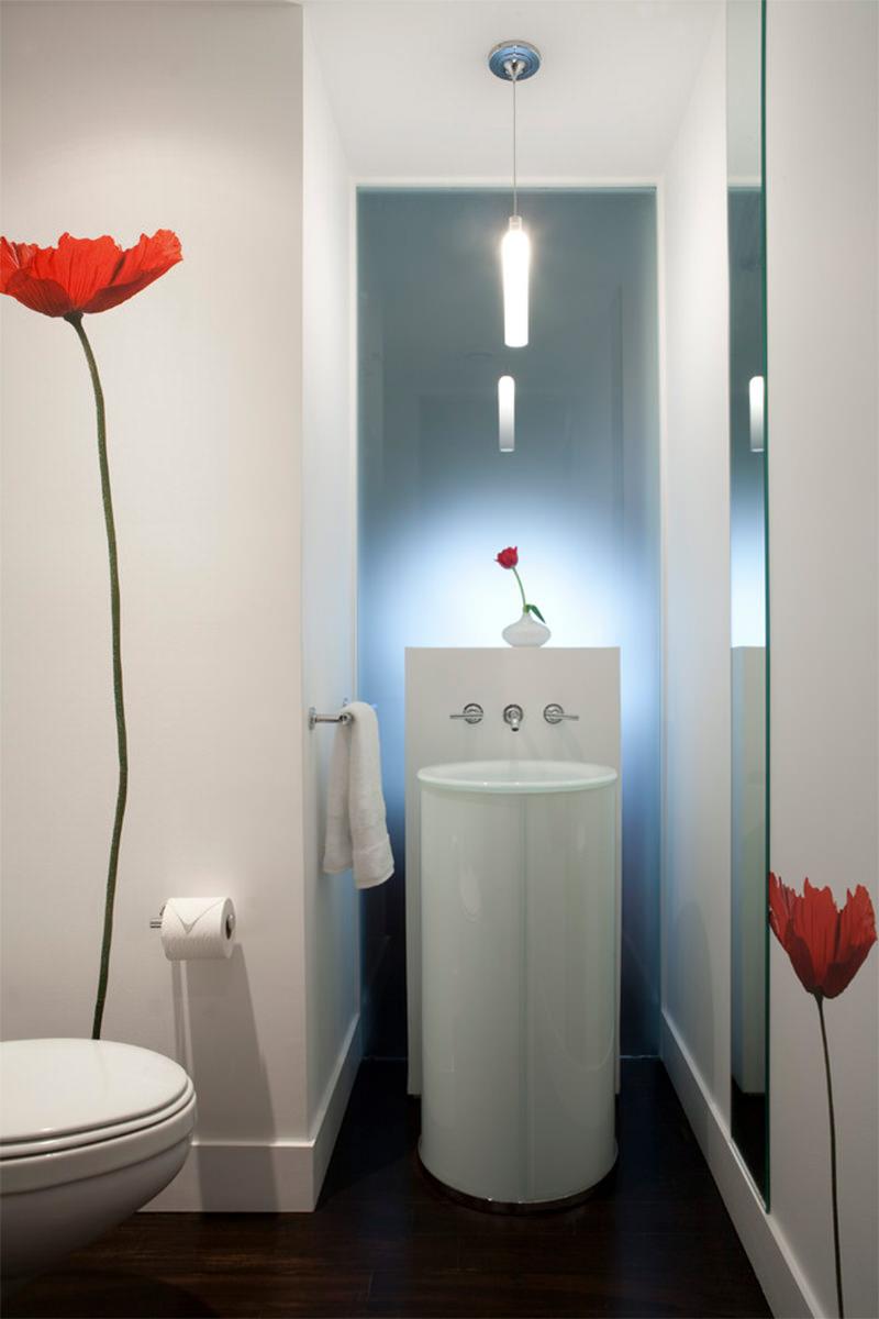 22 lavabos decorados para voc se inspirar  limaonagua