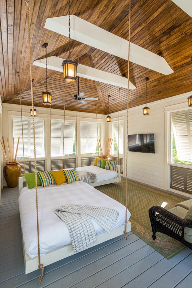 16 camas flutuantes para dar personalidade ao seu quarto