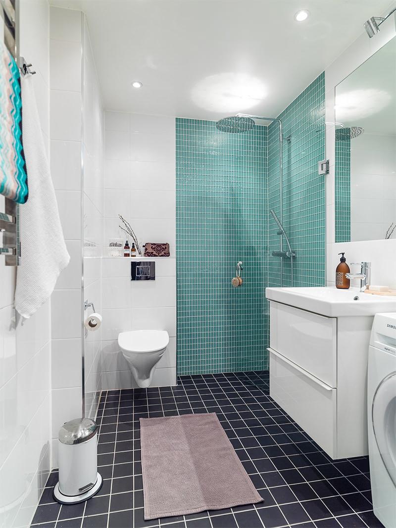 Apartamento de 45m com uma linda decorao com um toque