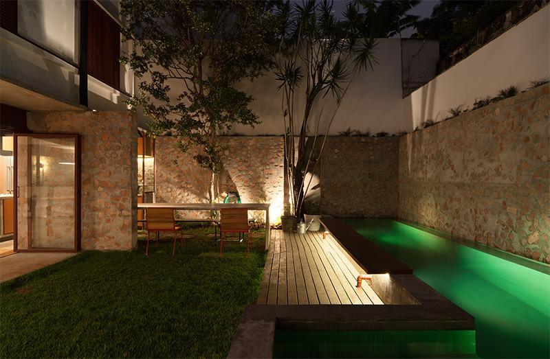 12 ideias de piscinas pequenas para voc se inspirar  limaonagua