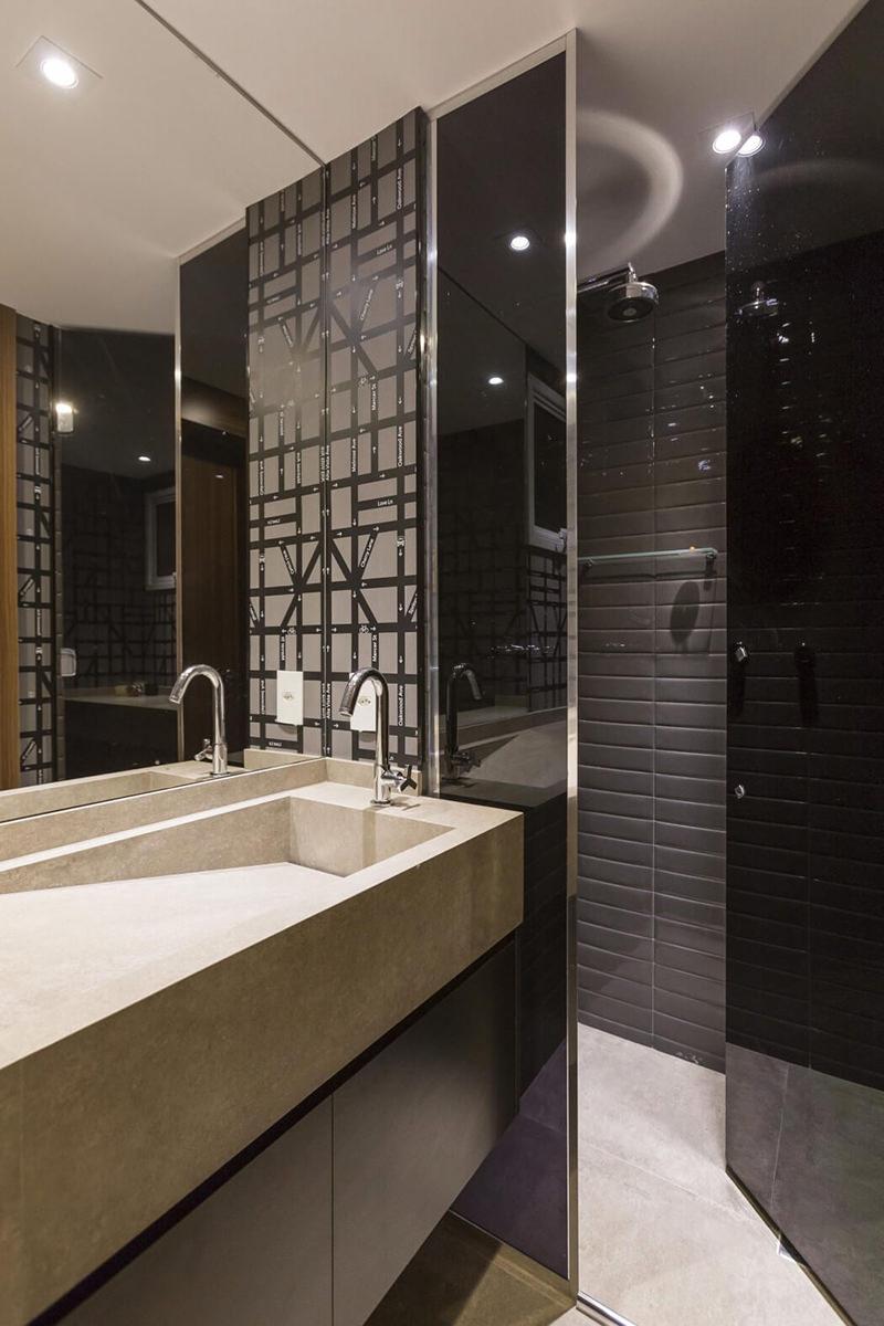 Lindo apartamento de 77 metros quadrados em So Paulo