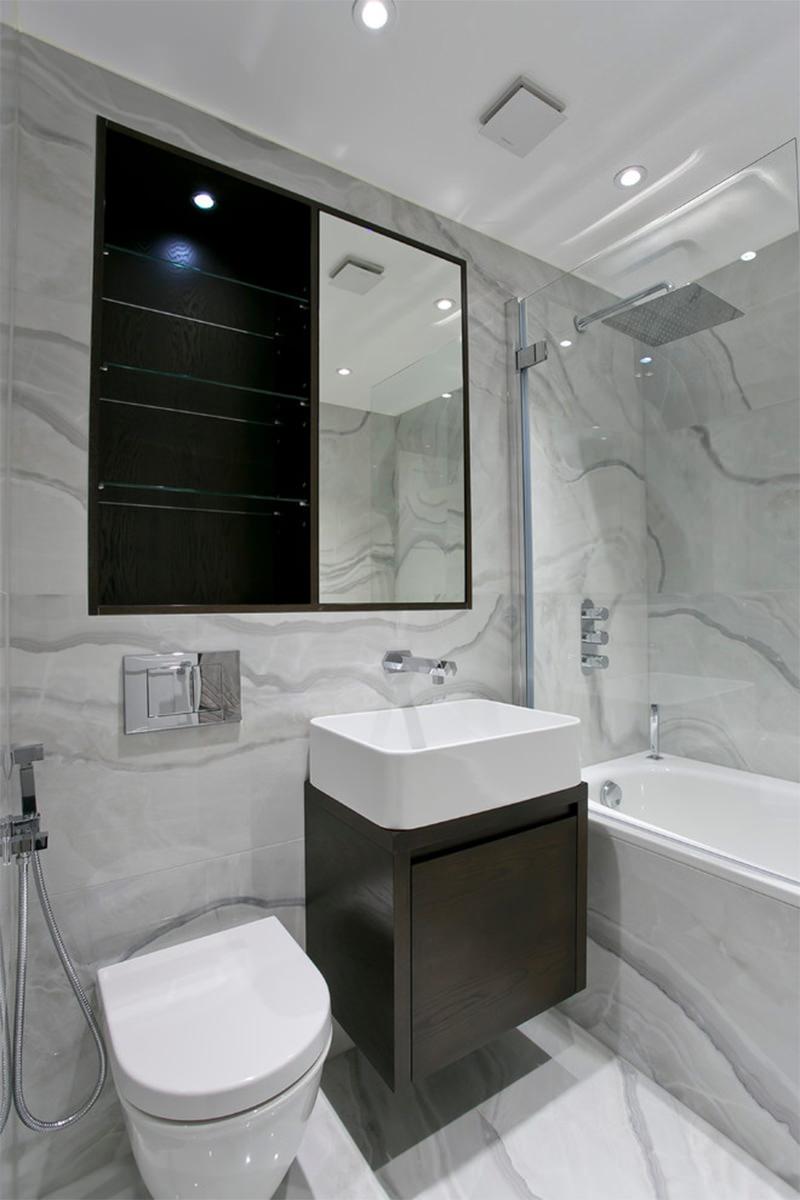 25 banheiros com mrmore para voc se inspirar  limaonagua