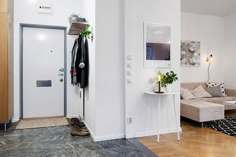 Lindo apartamento de um quarto para voc se inspirar