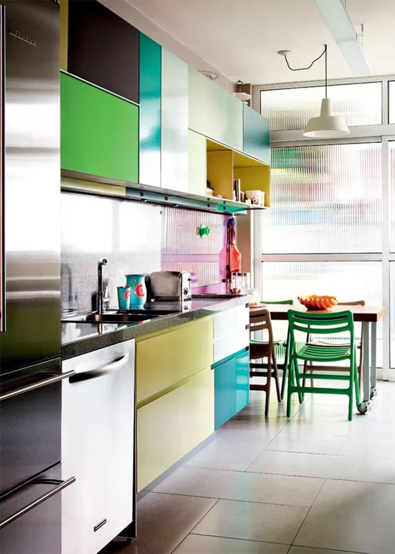 12 armrios de cozinha super criativos para voc se