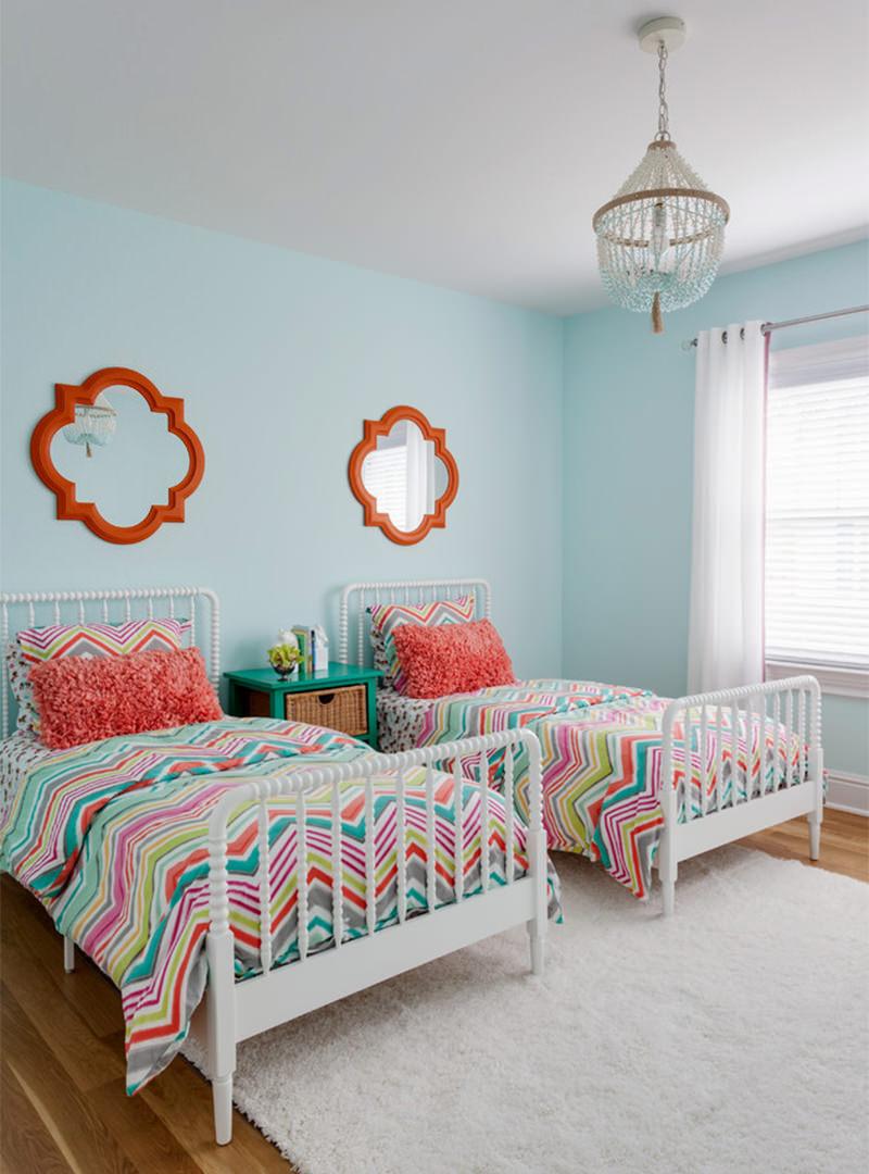 15 quartos de criana com mais de uma cama para voc se