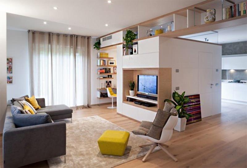 20 salas grandes e lindas para voc se inspirar  limaonagua