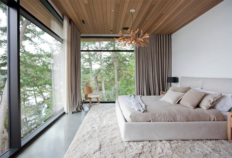 arrange living room furniture open floor plan shabby chic decorating 20 quartos de casal decorados para você se inspirar ...