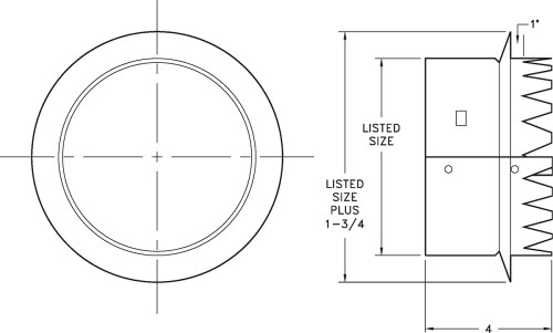 small resolution of r22 butterfly damper
