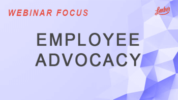 Webinar Focus - Employee Advocacy