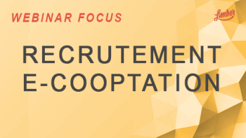 Webinar Focus - Recrutement E-Cooptation