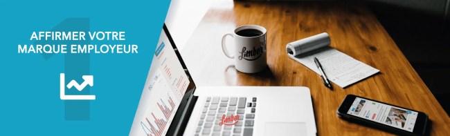 Stratégie 1 - Affirmer votre marque employeur - Limber