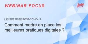 Comment mettre en place les meilleures pratiques digitales ?